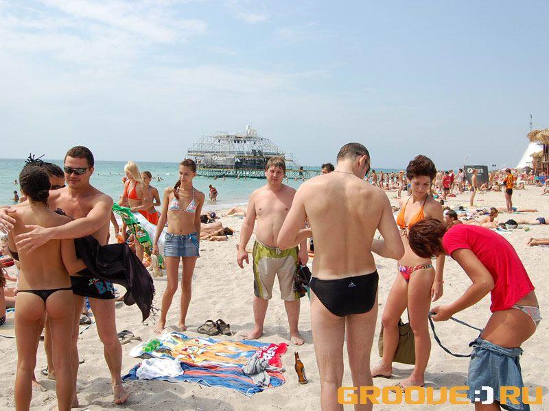 Казантип голый пляж гуд!!!