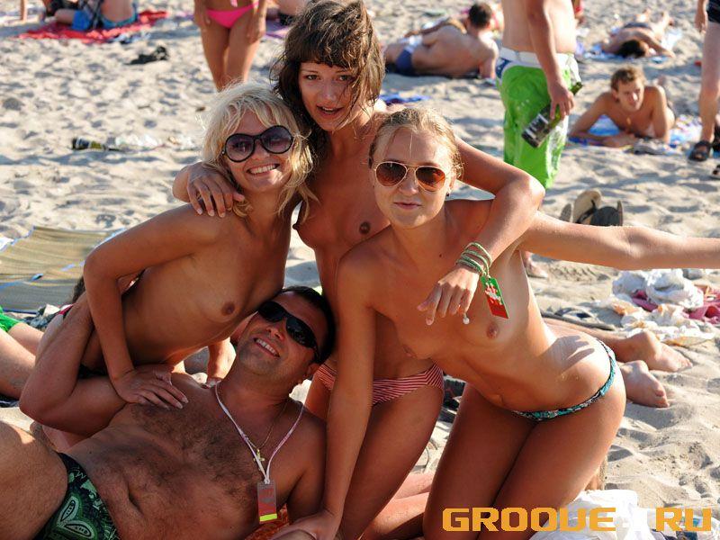 Казантип 2009 секси